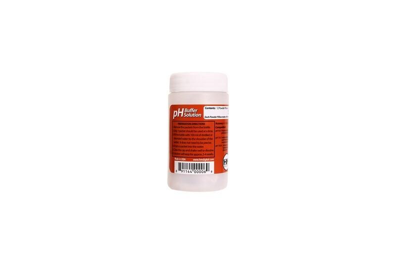 HM Digital pH Buffer Powder Solution