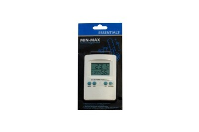 Indoor Min-Max Thermo Hygrometer
