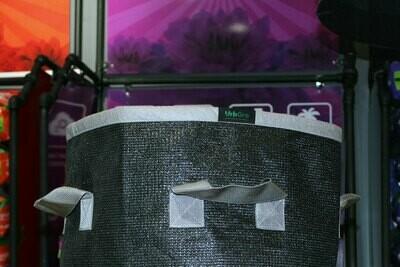 Grow Bag 15 Litre - Black
