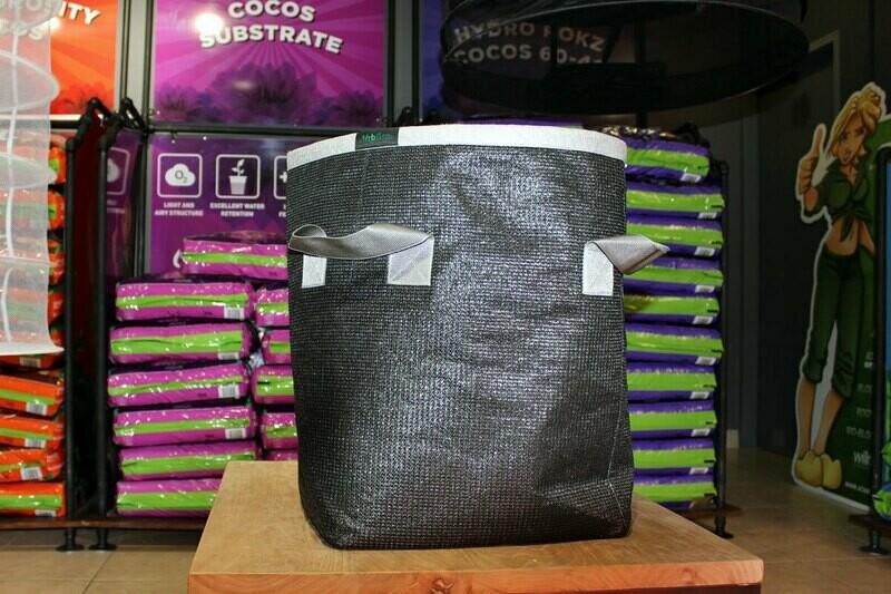 Grow Bag 3 Litre - Black