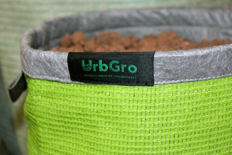 Grow Bag 50 Litre - Green