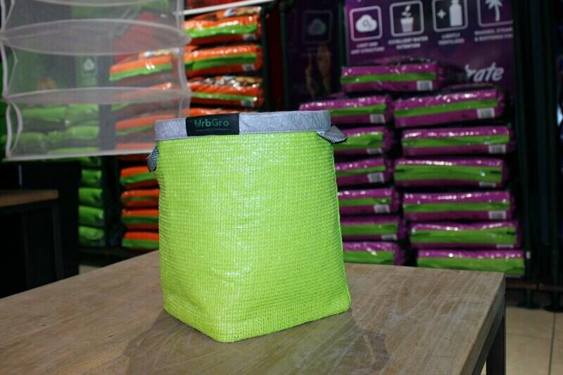 Grow Bag 5 Litre - Green