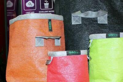 Grow Bag 3 Litre - Orange