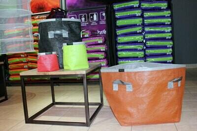 Grow Bag 100 Litre - Orange