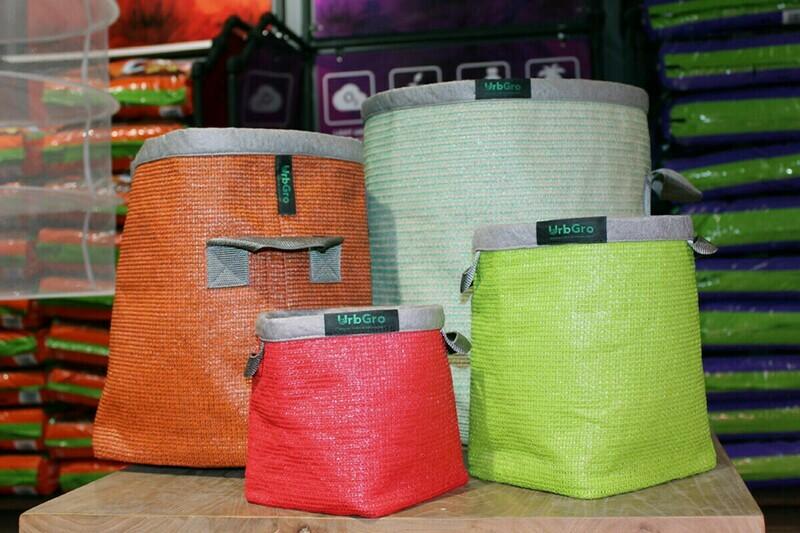 Grow Bag 15 Litre - Orange