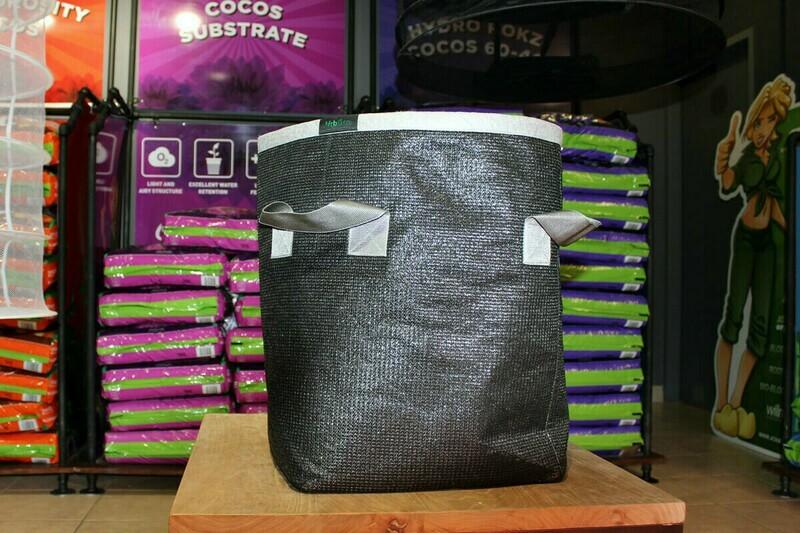 Grow Bag 5 Litre - Black