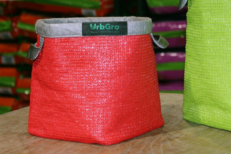 Grow Bag 15 Litre - Red