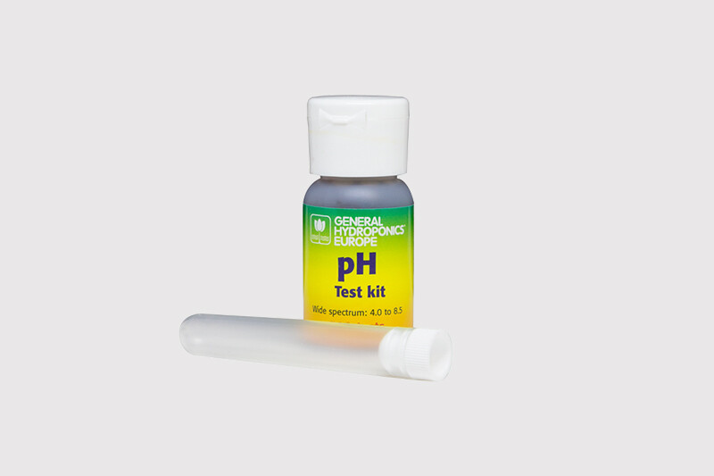 GHE / T.A PH Test Kit