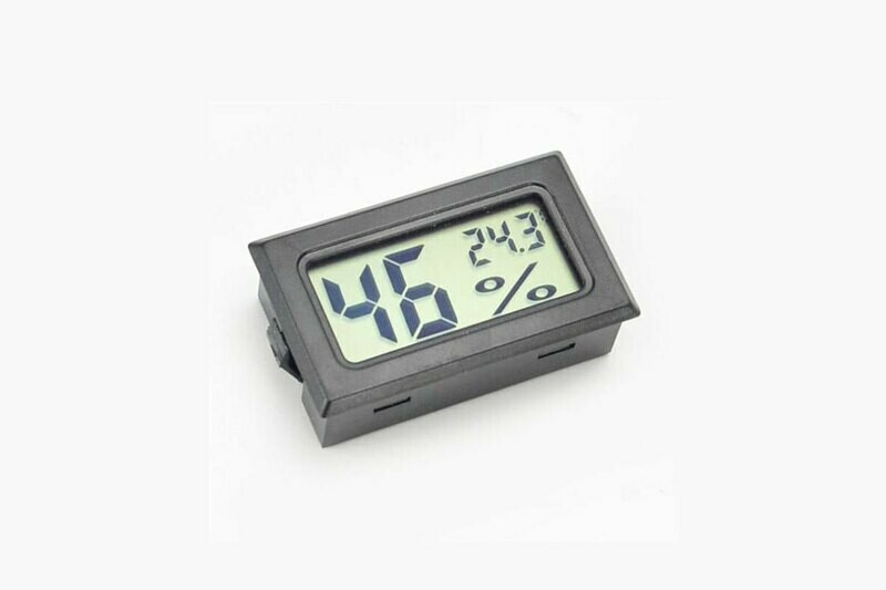 Mini Digital Hygrometer