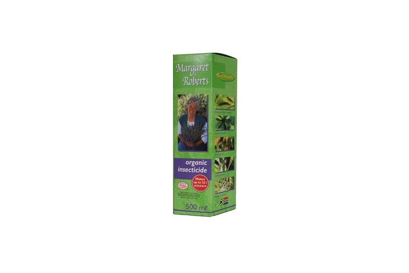 Margaret Roberts Organic Insecticide 500ml
