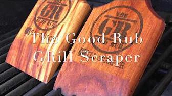 The GR Grill Scraper