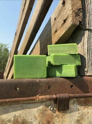 Lime & Green Clay