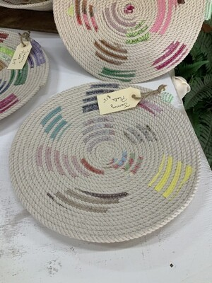 Rope plates