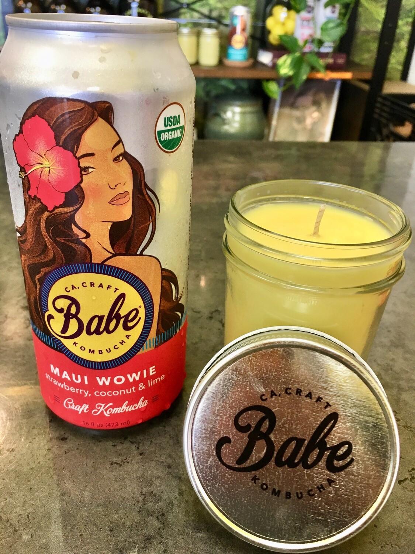 Babe Candle