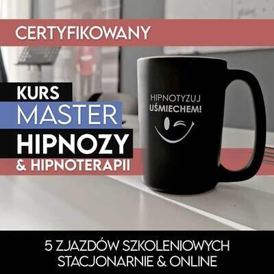 Master Hipnozy i Hipnoterapii - Kurs
