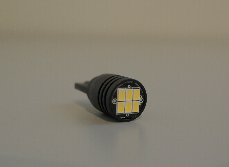 2 KPL LED-polttimoa CANBUS K6-T10