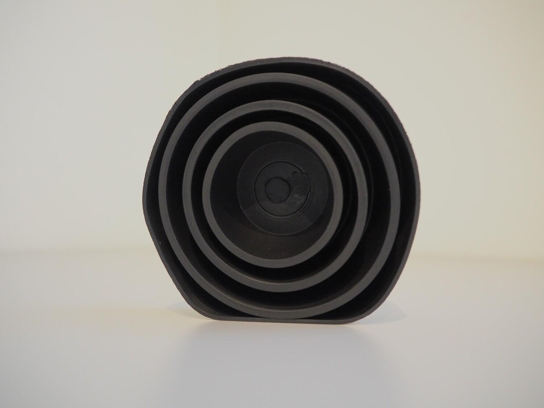 2 KPL Pölysuojaa ahtaalle umpiolle – Säädettävä 55-95mm