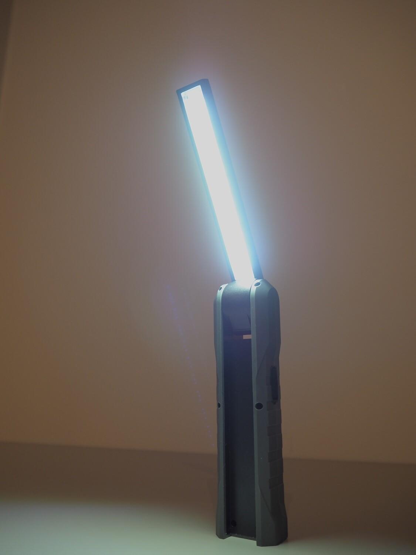 COB-LED työvalo - Ladattava - Magneettinen