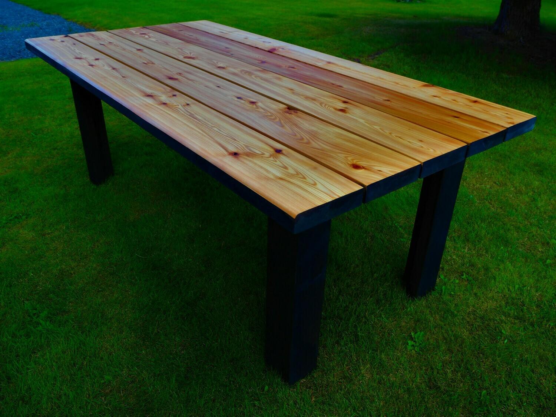 Aito Lankkupöytä 200x102cm