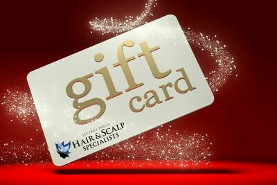 The Hair & Scalp Specialists Gift Card