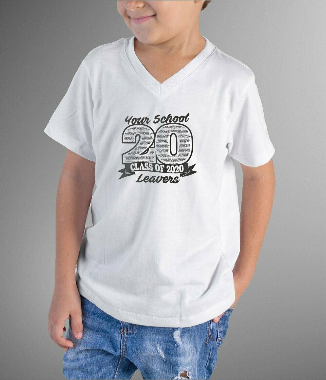 School Leaver T-shirt 2020