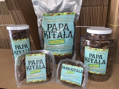 Papa Kitala 32oz Stand Up Pouch
