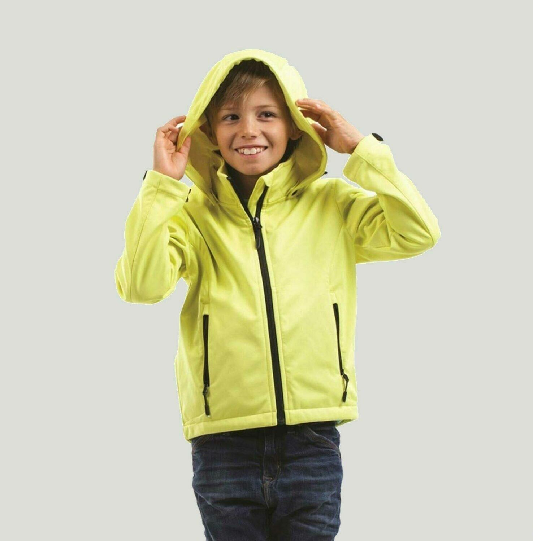 Switcher Kinder Softshell Jacke Momatt
