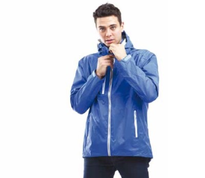 Switcher Hardshell-Jacke ROTHORN (Wind- & Wasserdicht)