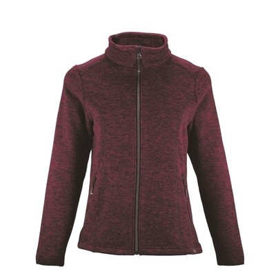 Switcher Fleecejacke Damen KULMA