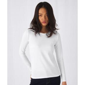 B&C Collection #E190 LSL Woman Langarm T-Shirt