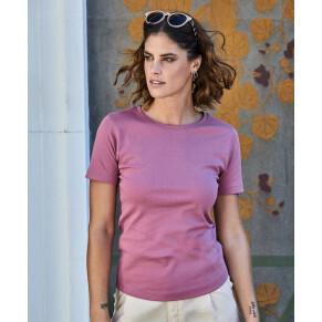 Tee Jays Damen Interlock T-Shirt