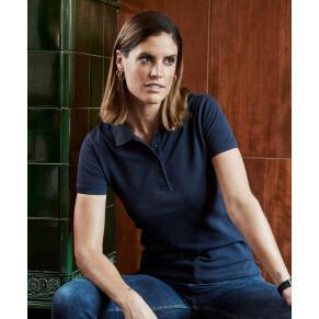 Tee Jays Damen Pique Poloshirt