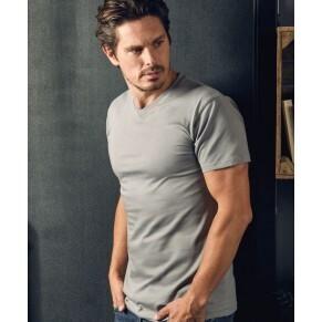 Promodoro Herren Premium V-Ausschnitt T-Shirt #3025