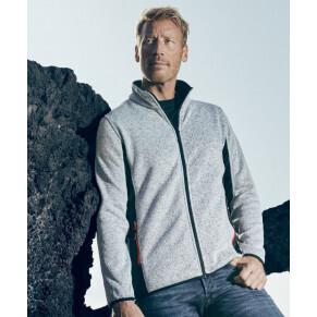 Promodoro Herren Workwear Strickfleece Jacke #7700