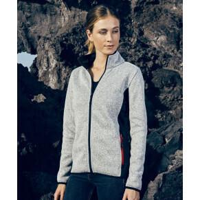Promodoro Damen Workwear Strickfleece Jacke #7705
