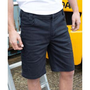 Result Workwear Slim Chino Shorts #R471X