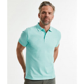 Russell Herren Bio Piqué Poloshirt #508M