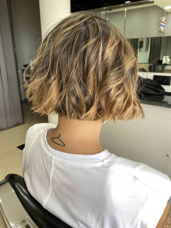 Haircut / Corte cabelo