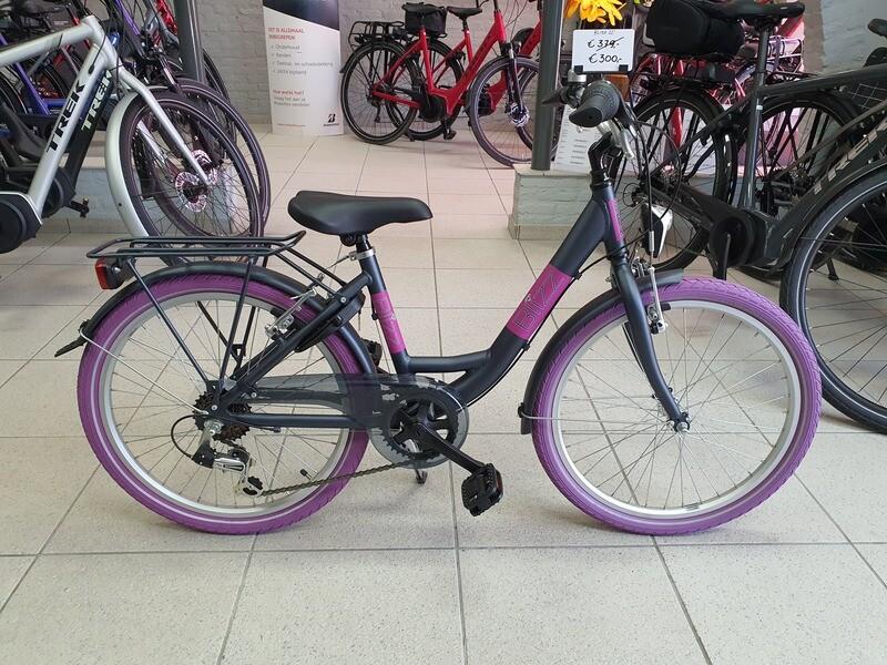 BikeFun Blizz 22