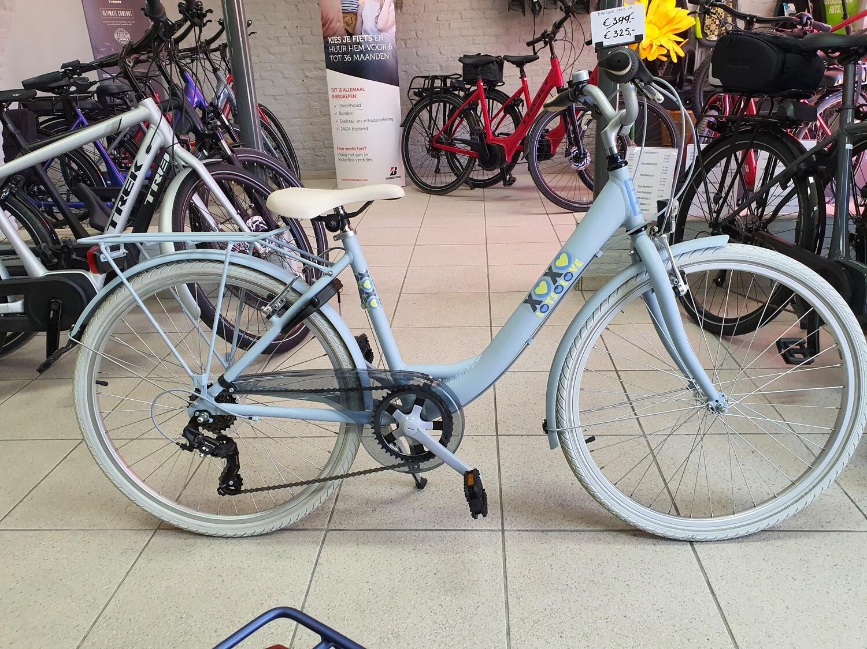 """BikeLove XOXO 26"""" Blauw"""