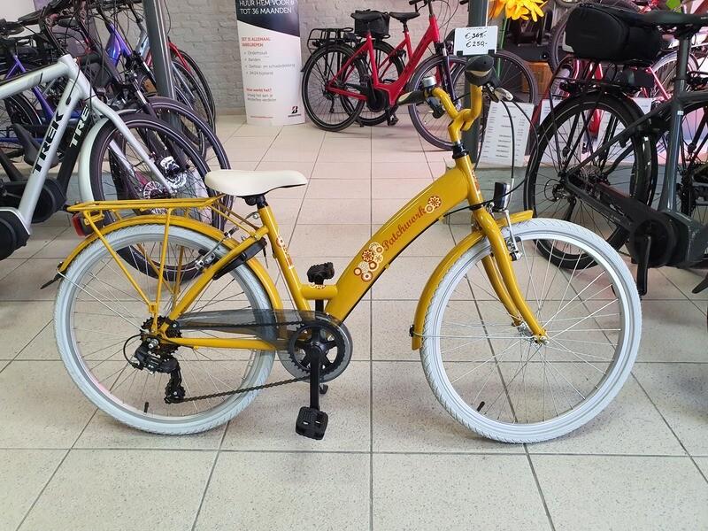 BikeFun Patchwork 24