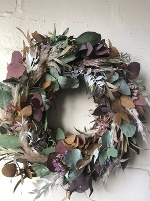 The Everlasting wreath