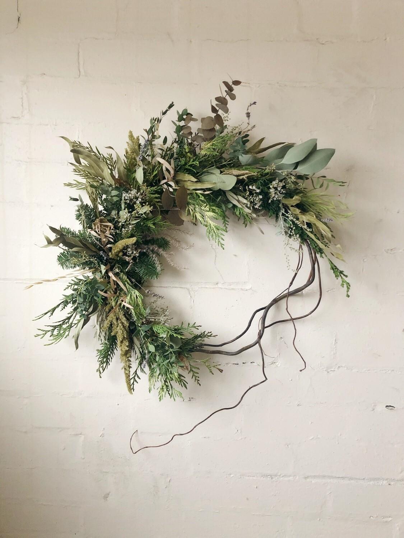 The Big Everlasting Wreath