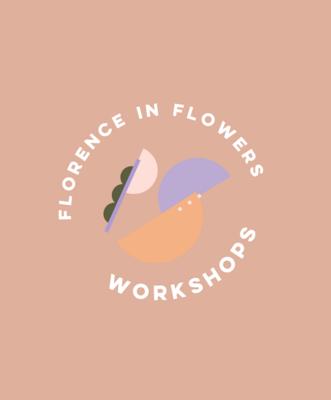Flower Workshop October 24th