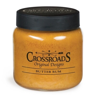 16 oz. Butter Rum Candle