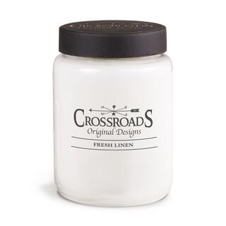 26 oz. Fresh Linen Candle