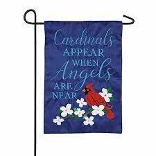 When Angels Are Near Flag