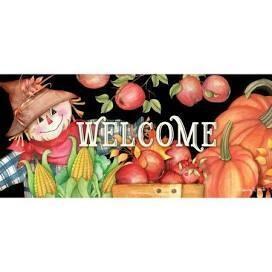 Harvest Scarecrow Switch Mat