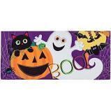 Halloween Boo Mat