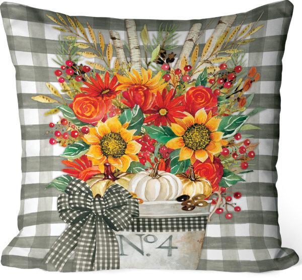 Autumn Arrangement Pillow